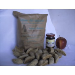 Apfel-Honig Leckerli