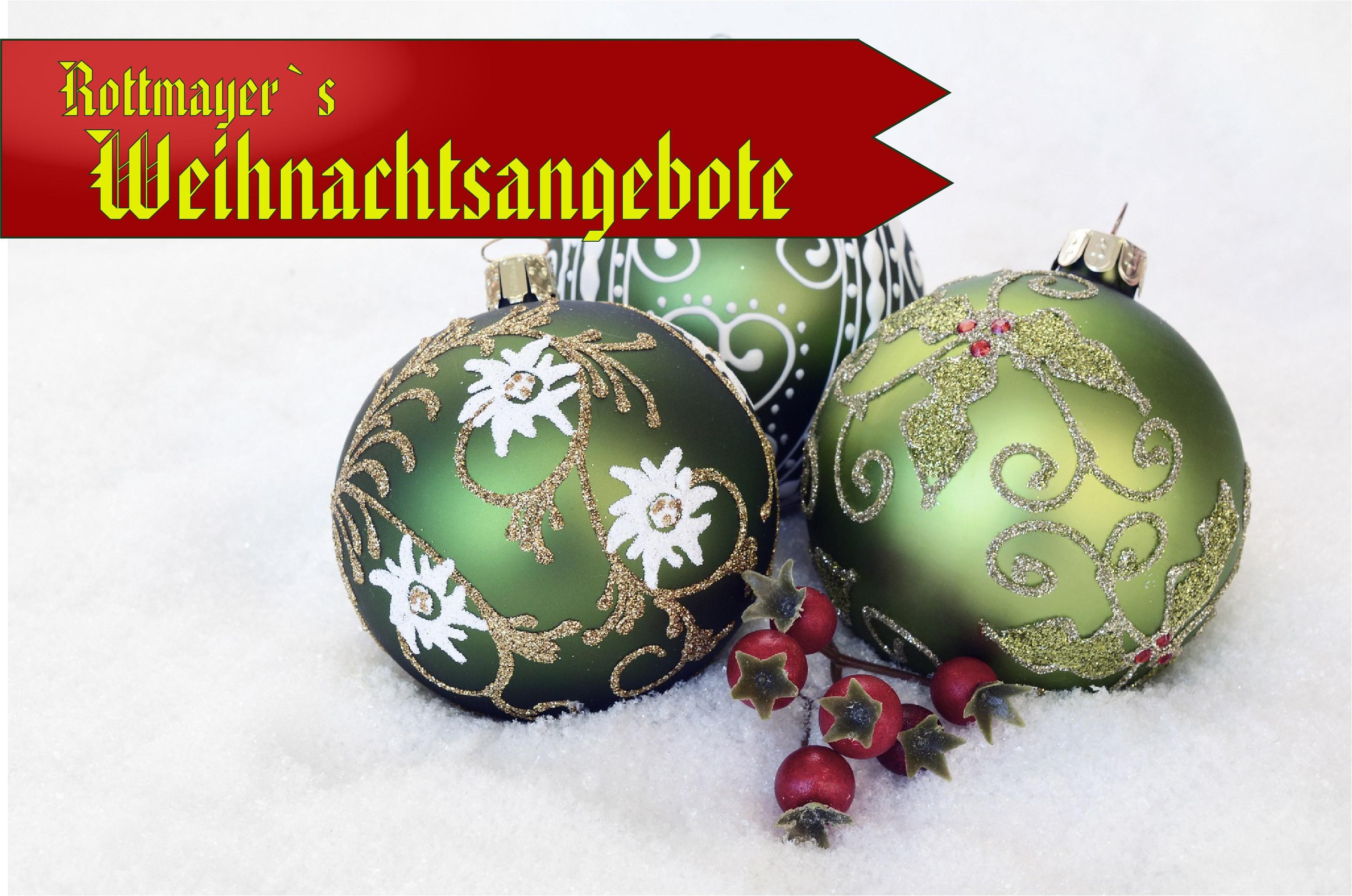 Mit einem Klick zu unseren Angeboten! Frohe Weihnachten!